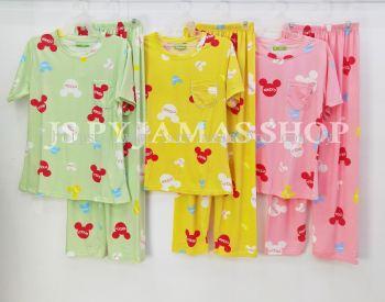 Good quality milk silk nightdress/pyjamas