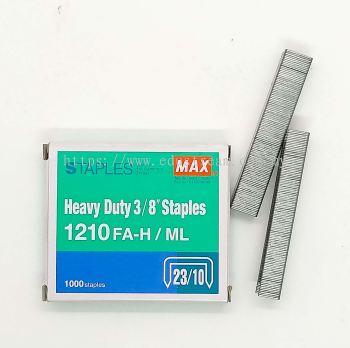 Max Staples 1210-FAH 23/10
