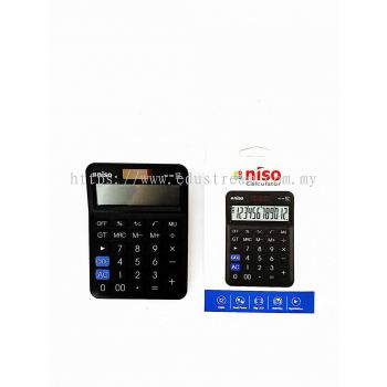 Niso calculator AS 100 12 Digits