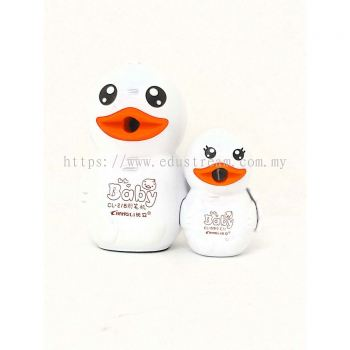 DUCK BABY AUTO IN&OUT MACHANICAL SHARPENER!!! Ѽ������СѼ������/Ǧ����/���ʻ�