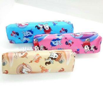 Unicorn Creative Pencil Bag / Pencil Box / Pencil Case / Make Up Box �������ľ߱ʴ��ʺ�