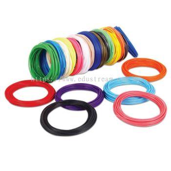 PLA Filament for 3D printing Pen 3D��ӡ��PLA��ɫ����