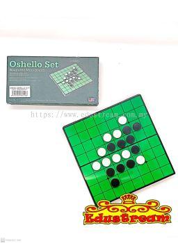 CHESS - OSHELLO SET MAGNETIC MINI-BOARD