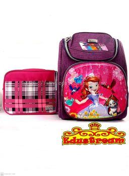 Zigzag School Bag Backcare Cartoon 2639/2036