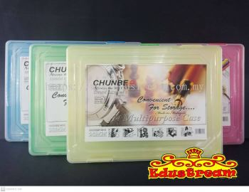 CHUNBE A4 DOCUMENTS CASE 20MM 8812
