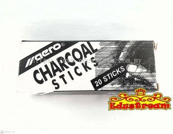 Aero Charcoal Sticks (20 Sticks)