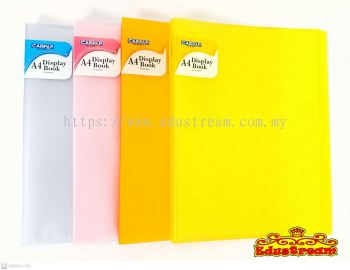 Campap A4 Size Display Book (30 Pockets)