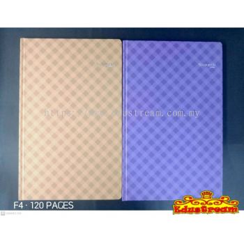 HARD COVER BOOK F4 120 GSM