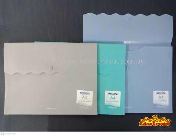 Campap A4 Expamdable Envelope Folder