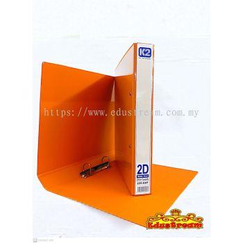 K2 A4 2D RING FILE 25 MM