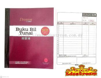 Campap NCR Buku Bil Tunai 2ply x 30 helai �ֵ��� CA 3841