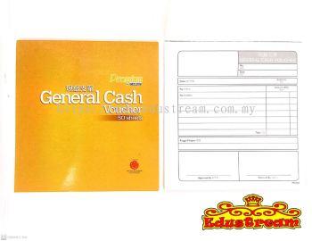 Campap General Cash Voucher  / ����֧�� 178mm x 190mm 50 Sheets CA3821