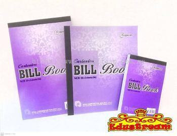 NCR Carbonless Bill Book 50x3 Sheet (NO)