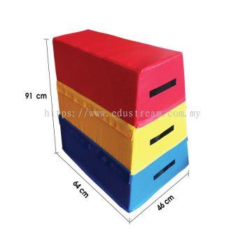 P222(A)(B)(C) Detachable Soft Vaulting Boxes