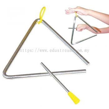 ITMZ-034 TRIANGLE WITH BEATER (16cm)