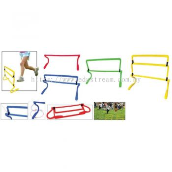 ITSP-137 TRAINING MINI HURDLES (SET OF 4)