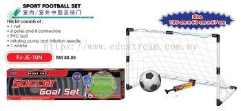 PJ-JE-10N Sport Football Set