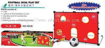 PJ-JE-10L Football Goal Play Set
