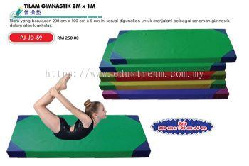 PJ-JD-59 Tilam Gimnastik 2M x 1M