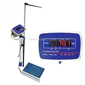 IT-001 DIGITAL (WEIGHT & HEIGHT SCALE)