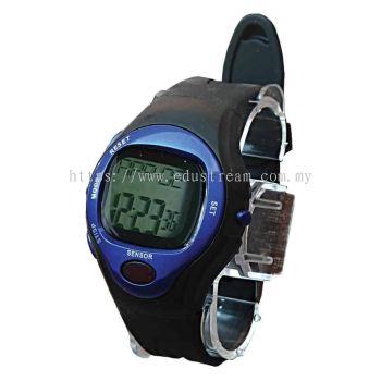 SEGAK-004 HEART RATE MONITOR STOP WATCH C/W