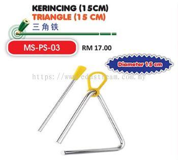 Kerincing (15 cm)