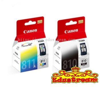 CANON E810/E811 INK CARTRIDGE