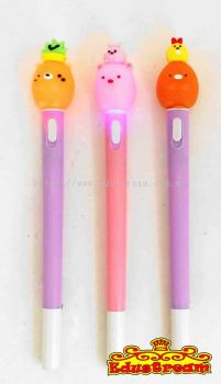 Chick Led Gel Pen ( 3 In 1 Pack )