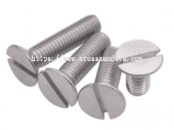 SCREW SLOTTED PART NUMBER - 10648366