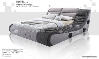 Rockstar bed