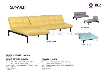Summer L-Shape sofa