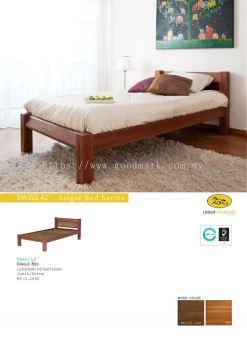 "Swiss 42"" - Single bed series"