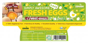 Cage Free Simply Awesome Fresh Eggs