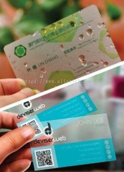 Transparent Card