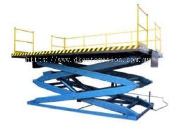 DK Hydraulic Scissor Lifter Table