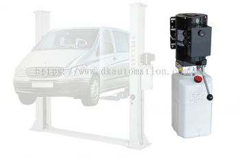Mini Power Pack for 2 Post Car Lift