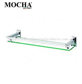 MOCHA M301 GLASS SHELF