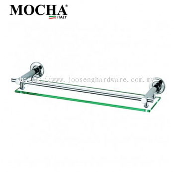 MOCHA M302 GLASS SHELF