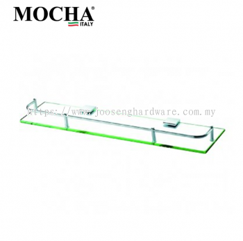 MOCHA M305 GLASS SHELF