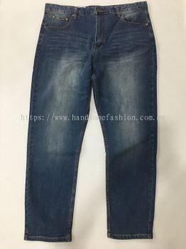Chardon Jeans Men Plus Size CDW 216B Str.cut  Col 1
