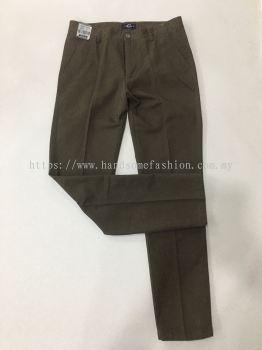 Chardon Cotton Pants MEN PLUS SIZE CDW 3972B Col 1