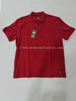 Chardon Polo Tee Plus-size CDW 2059 Col 5