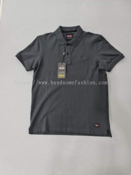 Chardon Polo Tee Plus-size CDW 2059 Col 8