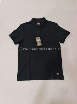 Chardon Polo Tee Plus-size CDW 2059 Col 10
