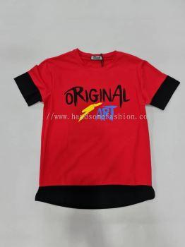 Chardon T Shirt DHW 8357S Col 1