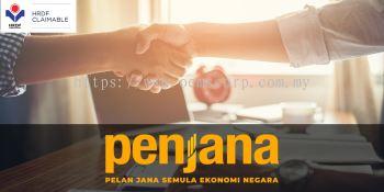 Claiming PERKESO PENJANA