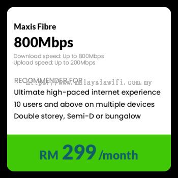 800 Mbps