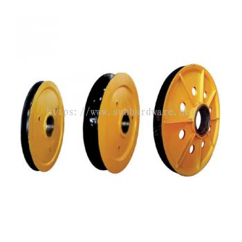 Hot Roller Pulley
