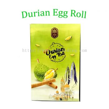 Durian Biscuit Wafer Roll Durian 60g