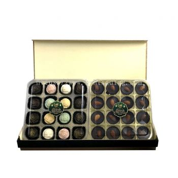 Gift Hamper Hari Raya Cookies Gift Box (2 types of cookies)